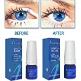 5 x Innoxa Gouttes Bleues French eye drops 5 x 10 ml (0.35 fl.oz)