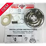 285753a factory oem genuine whirlpool for Washing machine motor coupler replacement