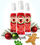 CHRISTMAS SALE!! Best Quality Conditioning Natural Pet Spray Scents - Christmas Cookie Feast - New Amazon Product - Smells Like Cookies! Natural Ingredients, Conditioning, Aromatherapy Oils Nourish Skin & Coat - Also Great for Pet Bedding