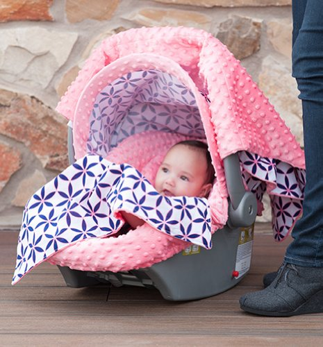 Carseat Canopy Whole Caboodle - Kendra