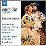 Philidor: Sancho Panca