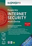 Kaspersky Internet Security 2014 Multi Device - 3 Geräte [Download]