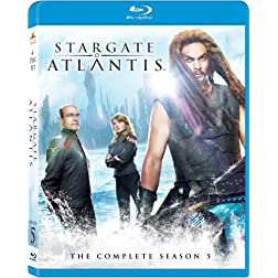 Stargate Atlantis: Season 5 [Blu-ray]