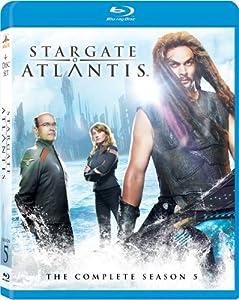 Stargate Atlantis: Season 5 [Blu-ray]