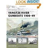 Yangtze River Gunboats 1900-49 (New Vanguard)