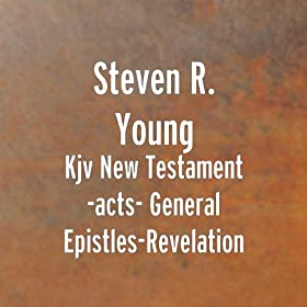 Amazon Kjv New Testament Book Of Acts