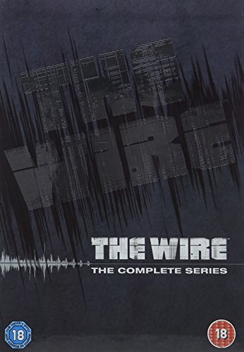 The Wire - The Complete Series [Import anglais]