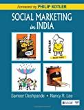img - for Social Marketing in India book / textbook / text book