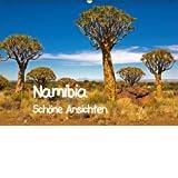 Namibia - Schöne Ansichten (Wandkalender 2014 DIN A2 quer): Namibia ist ein faszinierendes Land mit schönen Ansichten...