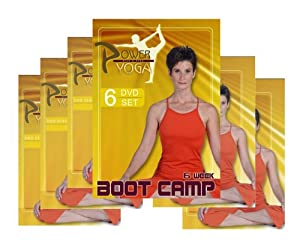 Power Yoga: Mind & Body Six Week Bootcamp Series