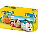 PLAYMOBIL® 6767 - Fröhlicher Tierchen Zug