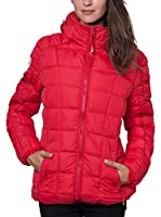 Geographical Norway Chaqueta Larga Deluge (Rojo)