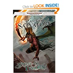 Stone of Tymora: Forgotten Realms by R.A. Salvatore and Geno Salvatore