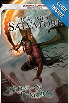 Stone of Tymora: Forgotten Realms - R.A. Salvatore, Geno Salvatore
