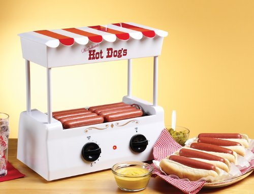 Brand New, Nostalgia - Old Fashioned Hot Dog Roller (Appliances - Small Appliances and Housewares)