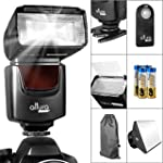 Altura Photo AP-UNV1 Speedlite Flash...
