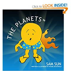 The Planets: Sam Sun (Book one)