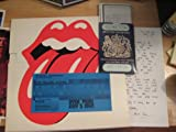 Rolling Stones Official Fan Club Collector's Kit (1983) Amazon.com