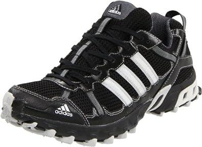 adidas Men's Thrasher TR Running Shoe,Black/Metallic Silver/Black,7 D US