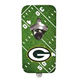 NFL Clink-N-Drink Magnetic Bottle Opener - Green Bay Packers