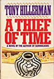 A Thief of Time (0060159383) by Hillerman, Tony