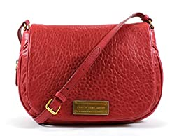 Marc by Marc Jacobs Women\'s Washed Up Nash Bag, Raspberries, One Size