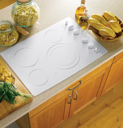 GE PP912TMWW ProfileTM 30″ Built-In CleanDesign Electric Cooktop5  ->  GE Consumer and Industrial spans the globe as an i