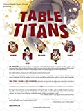 Table Titans Volume 1: First Encounters (Table Titans Tp)