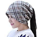 アーノルドパーマー 帽子 -A*LIFE- レディース 2way ニットキャップ & ネックウォーマー 軽くて暖かい ニット帽 チェック柄 マフラー スヌード