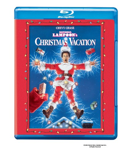 Cover art for  National Lampoon's Christmas Vacation [Blu-ray]