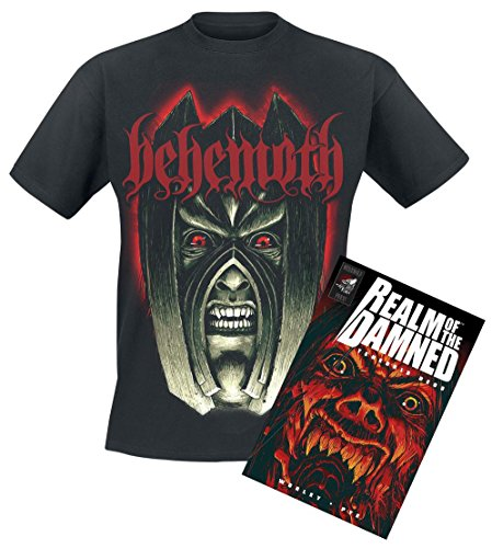 Behemoth Realm Of The Damned Bundle T-Shirt nero M