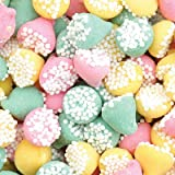 Smooth N' Melty Assorted Petite Nonpareils Mints: 20LB Case