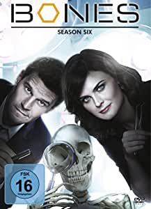 Bones: Die Knochenjägerin - Season 6 [6 DVDs]