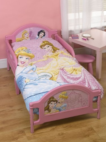 Disney Princess Junior Toddler Bed