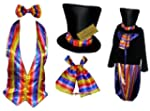 Willy Wonka Fancy dress costume items...