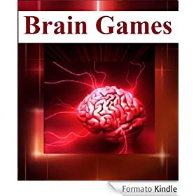 Brain games: premium and free kindle games for brain training - Brain games Vol I (English Edition)
