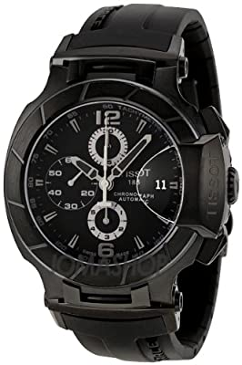 Tissot Men's T0484273705700 T-Race Automatic Chronograph Watch