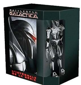 Intégrale Battlestar galactica - la figurine de Cylon incluse