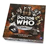 Doctor Who 50th Anniversary Edition Dvd Board Game Puzzle Family Fun Brand New