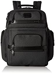 Tumi Alpha Ballistic T-Pass Business Class Brief Pack, Anthracite, One Size