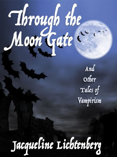Through the Moon Gate and Other Tales of Vampirism cover