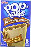 Pop-Tarts, Frosted Brown Sugar Cinnamon, 8-Count Tarts (Pack of 12)