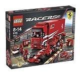レゴ レーサー フェラーリトラック 8185