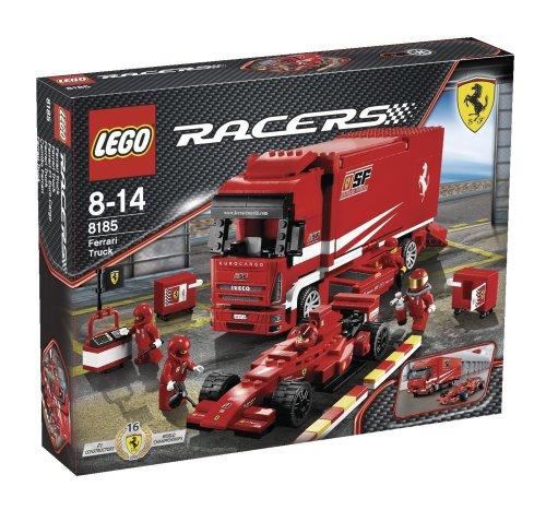 LEGO Racers Ferrari F1 Cargo (8185)