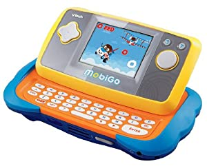 Vtech Mobigo Touch Learning System with Cars 2 Software (Blue)