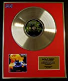URIAH HEEP/Cd Gold Disc Record Limited Edition/SALISBURY