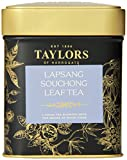 Taylors of Harrogate Lapsang Souchong Leaf Tea, Loose Leaf, 4.41-Ounce Tins (Pack of 2)