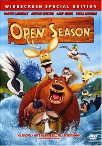 Cover art for  Open Season (Widescreen Special Edition)