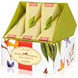 Tea Forte Petite Herbal Retreat Ribbon Box Ten Silken Pyramid Infusers
