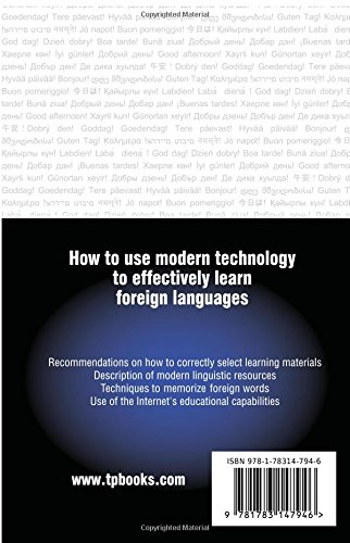 Foreign language - How to use modern technology to effectively learn foreign languages: Special edition - Chinese (Mandarin)